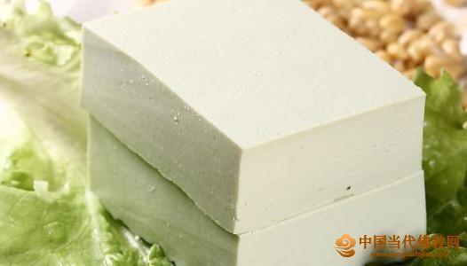 每天半块豆腐可预防心血管病