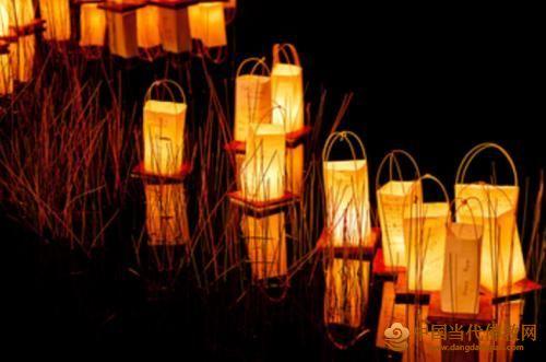 """盂兰盆节:民间的""""鬼节"""" 佛教的孝亲节"""