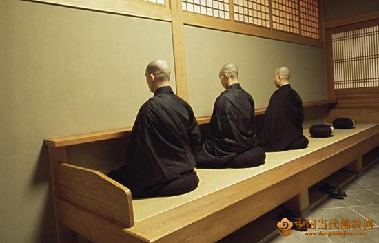 太虚大师犀利点评:中日两国佛教的八大不同