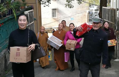 市政协宗教界别组一行调研永州基督教堂敬老院
