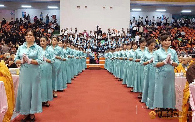 药师佛文化节在台湾新北市举行